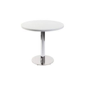 Chrome Column Leg Coffee Tables