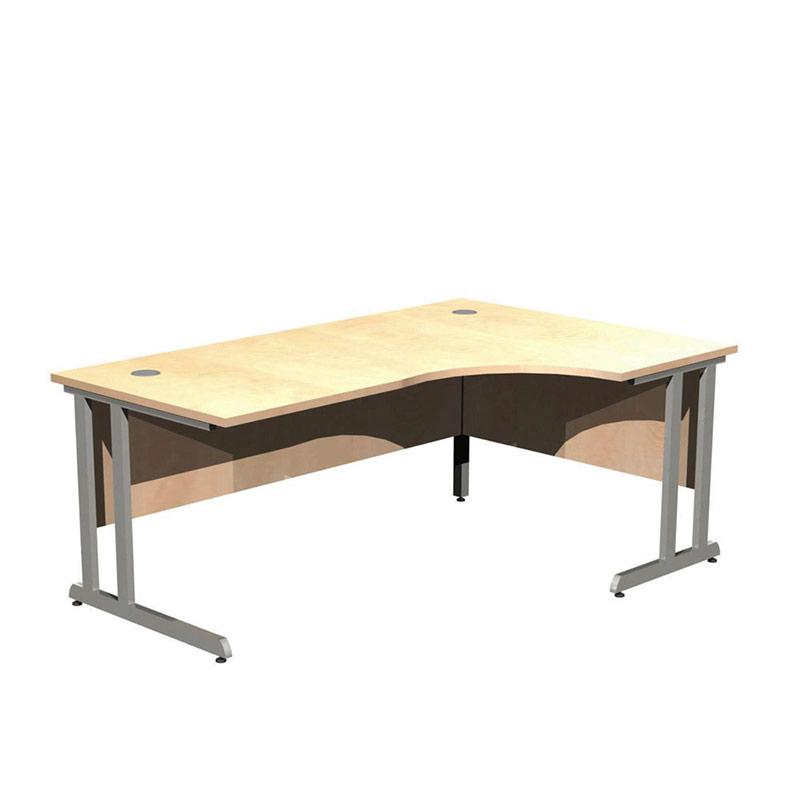 Cantilever Leg Desk Workstations – RH Crescent