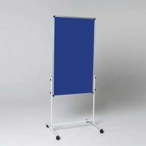 Combi Mobile Whiteboard/Noticeboard