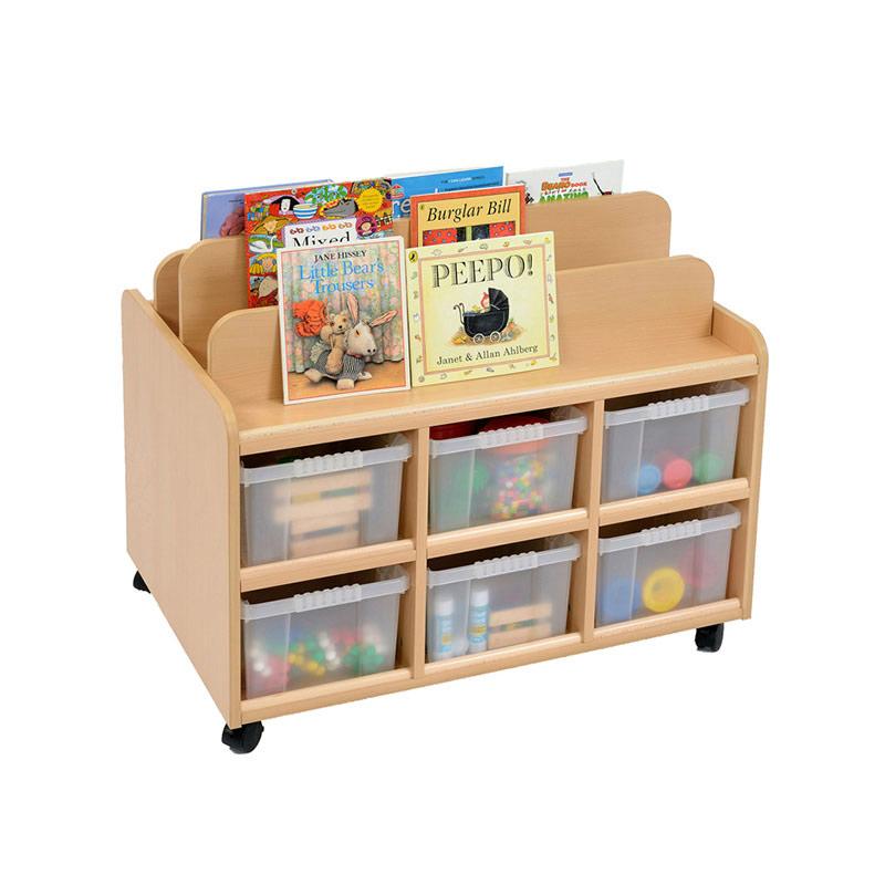 Display Book Unit