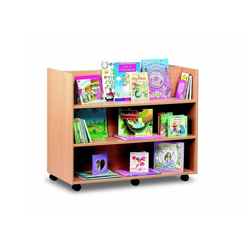 2/3  Shelf Library Unit