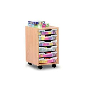 Storage Units – 6 Tray Unit