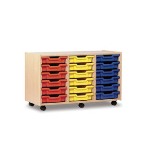 Storage Units – 18 Tray Unit