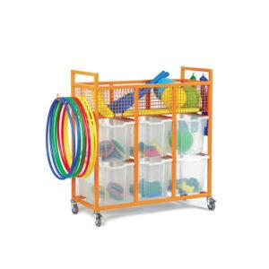 Storage Trolleys – Sports Trolley
