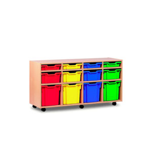 Variety Storage Units – 12 Tray Variety Unit
