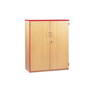 Coloured Edge Cupboard – Medium