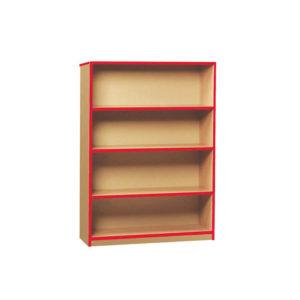 Coloured Edge Bookcase – Medium