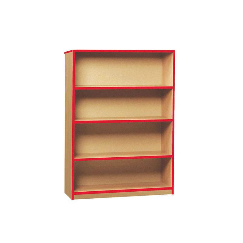 Coloured Edge Bookcase – Medium