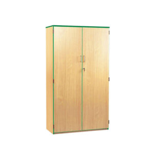 Coloured Edge Cupboard – High