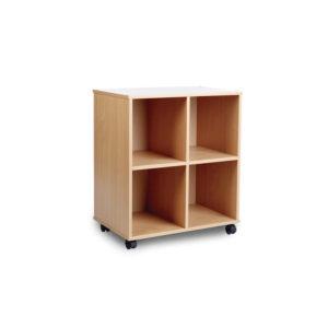 Tidistor Storage Range – 4 Compartments Unit