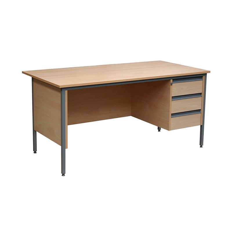 Teachers Pedestal Desk