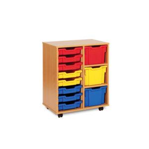 Variety Storage Units – 11 Tray Narrow Variety Unit