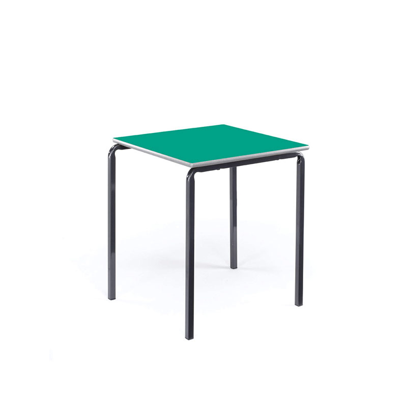 PU Edged Tables, Crushbent Frame – Square