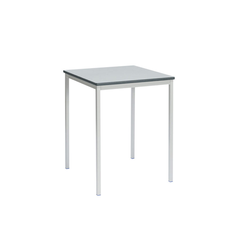 PU Edged Tables, Welded Frame – Square