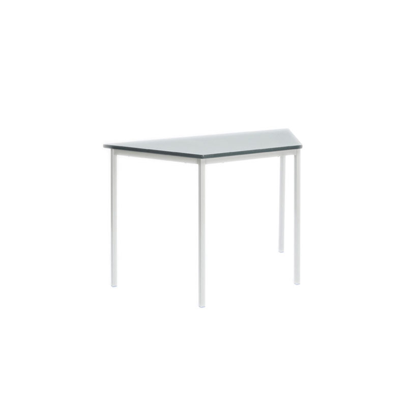 PU Edged Tables, Welded Frame – Trapezoidal