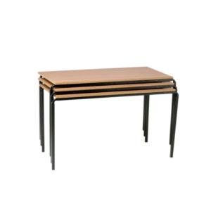 Classroom Tables, Crushbent Frame – Rectangular