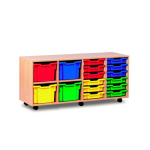Combination Storage Unit – 10 Tray Variety Unit