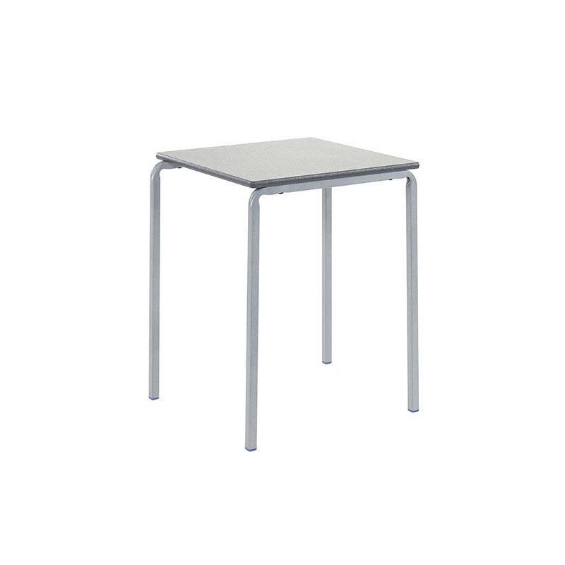 Classroom Tables, Crushbent Frame – Square