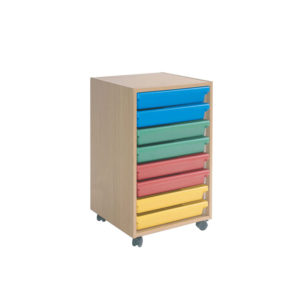 Art Room Storage – A3 Paper Storage Unit