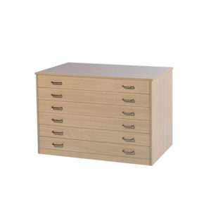 Art Room Storage – Static Plan Chest