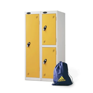 Low Lockers – Double Tier