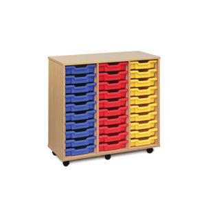 Storage Units – 30 Tray Unit