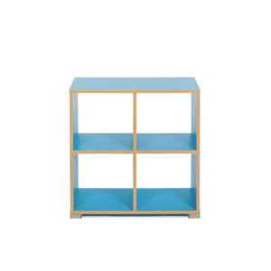 Candy Colours Room Dividers – 4 Cube (2×2)