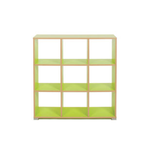 Candy Colours Room Dividers – 9 Cube (3×3)