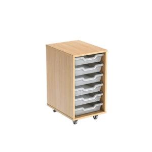 Colorstore Premium Tray Storage – 6 Tray Single Unit