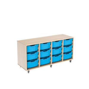 Colorstore Premium Tray Storage – 12 Tray, 4 Column Unit