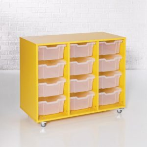 Colorstore Premium Tray Storage – 12 Tray, 3 Column Unit