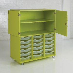 Colorstor – Mobile Combination Cabinet