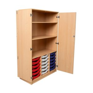 Colorstore – Tall Static Cabinet