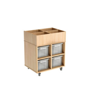 Art Room Storage – Tub Kinderbox