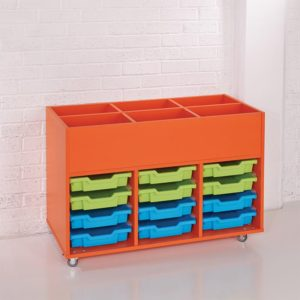 Art Room Storage – Tray Storage Kinderbox