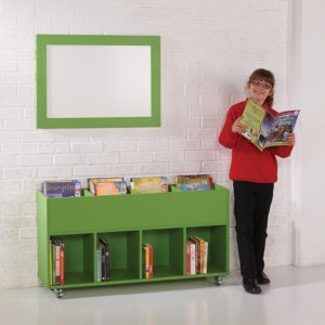 Art Room Storage – Mobile Slimline Kinderbox