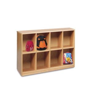 Bag Storage – 8/16 Compartment Units