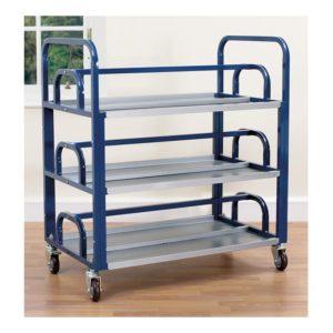 Metal Storage Trolleys – Lunchbox Trolley