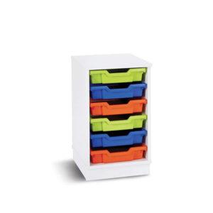 Premium Storage – 6 tray unit
