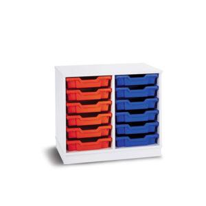 Premium Storage – 12 tray unit