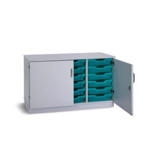 Premium Storage – 18 tray unit