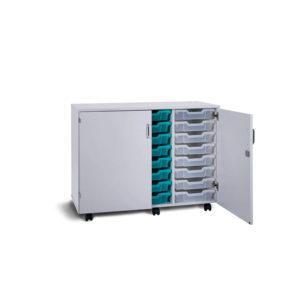 Premium Storage – 24 tray unit