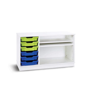 Premium Storage – 6 tray shelving
