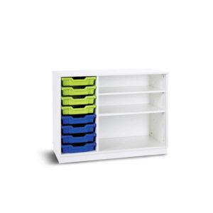 Premium Storage – 8 tray shelving