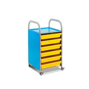 CalStor Art Storage – A3 Deep Tray Trolley