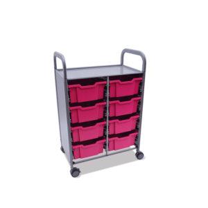 CalStor Flexible Storage – 8 deep tray unit