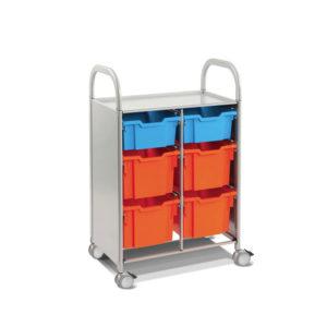 CalStor Flexible Storage – Combination tray unit