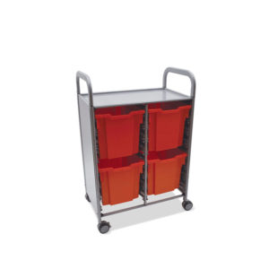 CalStor Flexible Storage – Jumbo tray unit