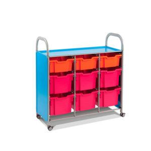 CalStor Flexible Storage – Triple combi tray unit
