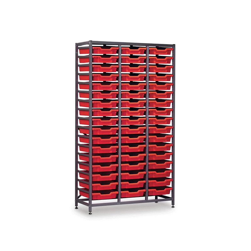 TecniStor Metal Storage – 51 shallow trays